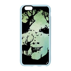 Spirit Of Woods Apple Seamless iPhone 6 Case (Color)