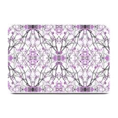 Geometric Pattern Nature Print  Plate Mats