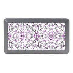 Geometric Pattern Nature Print  Memory Card Reader (Mini)