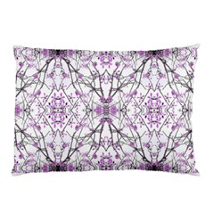 Geometric Pattern Nature Print  Pillow Cases (Two Sides)