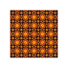 Cute Pretty Elegant Pattern Acrylic Tangram Puzzle (4  x 4 )