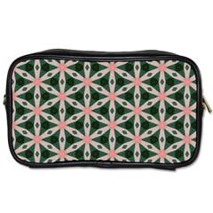 Cute Pretty Elegant Pattern Toiletries Bags 2 Side