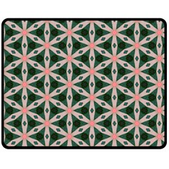 Cute Pretty Elegant Pattern Fleece Blanket (Medium)
