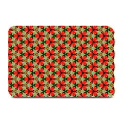 Lovely Trendy Pattern Background Pattern Plate Mats