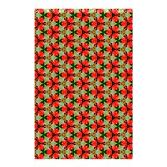 Lovely Trendy Pattern Background Pattern Shower Curtain 48  x 72  (Small)