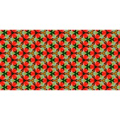 Lovely Trendy Pattern Background Pattern You Are Invited 3d Greeting Card (8x4)