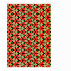 Lovely Trendy Pattern Background Pattern Small Garden Flag (Two Sides)