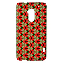 Lovely Trendy Pattern Background Pattern HTC One Max (T6) Hardshell Case