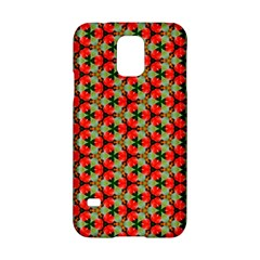 Lovely Trendy Pattern Background Pattern Samsung Galaxy S5 Hardshell Case