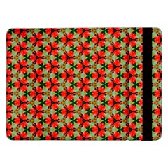 Lovely Trendy Pattern Background Pattern Samsung Galaxy Tab Pro 12.2  Flip Case