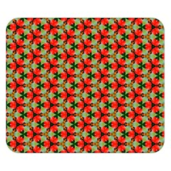 Lovely Trendy Pattern Background Pattern Double Sided Flano Blanket (Small)