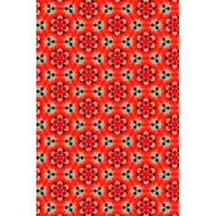 Lovely Orange Trendy Pattern  5 5  X 8 5  Notebooks