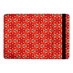 Lovely Orange Trendy Pattern  Samsung Galaxy Tab Pro 10.1  Flip Case