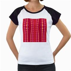 Cute Pretty Elegant Pattern Women s Cap Sleeve T