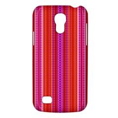 Orange Tribal Aztec Pattern Galaxy S4 Mini