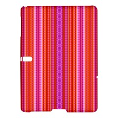Orange tribal aztec pattern Samsung Galaxy Tab S (10.5 ) Hardshell Case