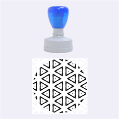 Cute Pretty Elegant Pattern Rubber Round Stamps (Medium)