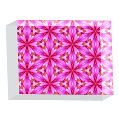 Cute Pretty Elegant Pattern 5 x 7  Acrylic Photo Blocks