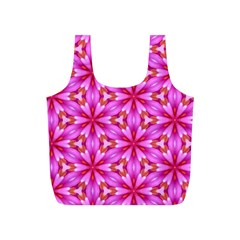 Cute Pretty Elegant Pattern Full Print Recycle Bags (s)