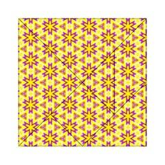 Cute Pretty Elegant Pattern Acrylic Tangram Puzzle (6  x 6 )