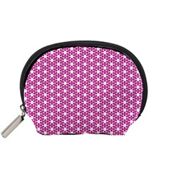 Cute Pretty Elegant Pattern Accessory Pouches (small)