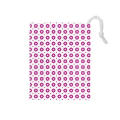 Cute Pretty Elegant Pattern Drawstring Pouches (Medium)