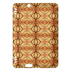 Faux Animal Print Pattern Kindle Fire Hdx Hardshell Case
