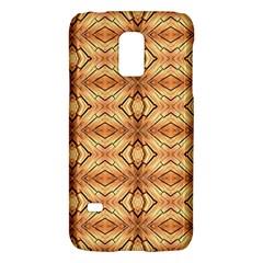 Faux Animal Print Pattern Galaxy S5 Mini