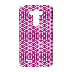 Cute Pretty Elegant Pattern LG G3 Hardshell Case