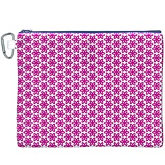 Cute Pretty Elegant Pattern Canvas Cosmetic Bag (xxxl)
