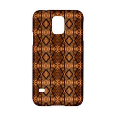 Faux Animal Print Pattern Samsung Galaxy S5 Hardshell Case
