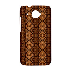 Faux Animal Print Pattern HTC Desire 601 Hardshell Case