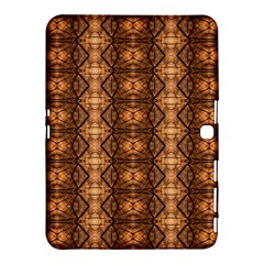 Faux Animal Print Pattern Samsung Galaxy Tab 4 (10.1 ) Hardshell Case