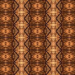 Faux Animal Print Pattern Magic Photo Cubes