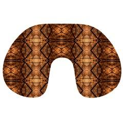 Faux Animal Print Pattern Travel Neck Pillows