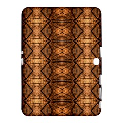 Faux Animal Print Pattern Samsung Galaxy Tab 4 (10.1 ) Hardshell Case