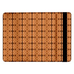 Faux Animal Print Pattern Samsung Galaxy Tab Pro 12.2  Flip Case