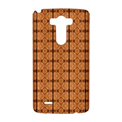 Faux Animal Print Pattern LG G3 Hardshell Case