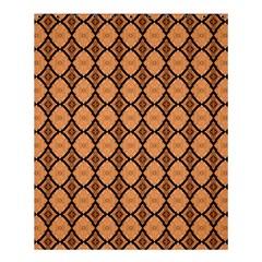 Faux Animal Print Pattern Shower Curtain 60  x 72  (Medium)
