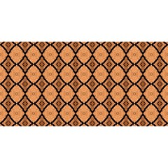 Faux Animal Print Pattern You Are Invited 3d Greeting Card (8x4)