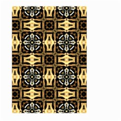 Faux Animal Print Pattern Large Garden Flag (Two Sides)