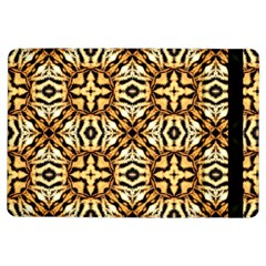 Faux Animal Print Pattern iPad Air Flip