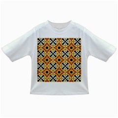 Faux Animal Print Pattern Infant/toddler T Shirts
