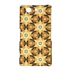 Faux Animal Print Pattern Sony Xperia Z3 Compact