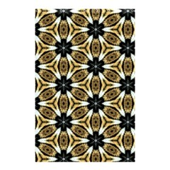 Faux Animal Print Pattern Shower Curtain 48  X 72  (small)