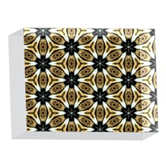 Faux Animal Print Pattern 5 x 7  Acrylic Photo Blocks