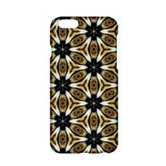 Faux Animal Print Pattern Apple iPhone 6 Hardshell Case