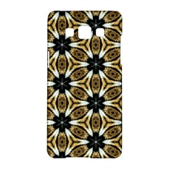Faux Animal Print Pattern Samsung Galaxy A5 Hardshell Case