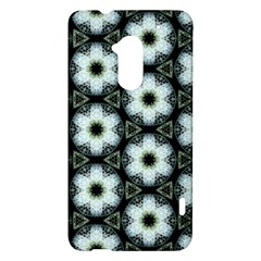 Faux Animal Print Pattern HTC One Max (T6) Hardshell Case