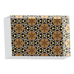 Faux Animal Print Pattern 4 x 6  Acrylic Photo Blocks
